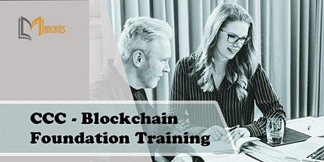 CCC - Blockchain Foundation 2 Days Training in Cambridge tickets