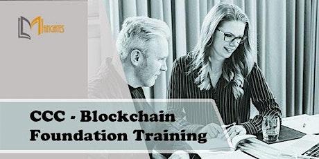 CCC - Blockchain Foundation 2 Days Training in Chatham tickets