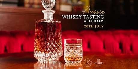 'The NEW kids in the OLD world' Morris x Gospel - Aussie Whisky tasting tickets