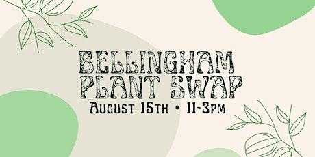 Bellingham Houseplant Swap tickets