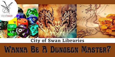 Wanna Be A Dungeon Master (Midland) tickets