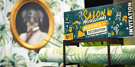 Salon professionnel - Peinture et décoration billets
