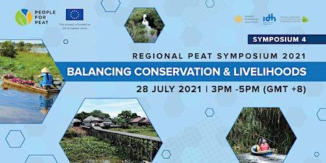 PFP Regional Peat Symposium 2021: Series 4 tickets