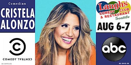 Comedian Cristela Alonzo tickets