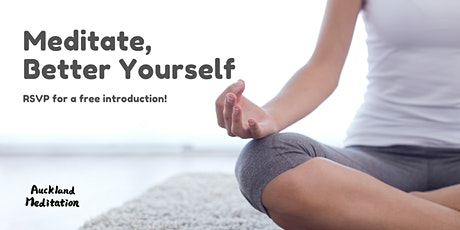 Meditate, Better Yourself tickets