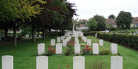 CWGC Tours - Newcastle upon Tyne (West Road) Cemetery tickets