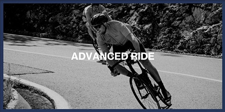 En Route Cycling Cafe | Advanced Ride | 3 hours tickets