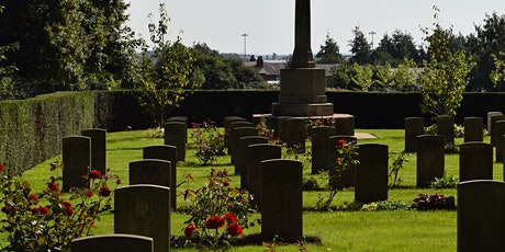 CWGC  Tours - Derby Nottingham Road Cemetery tickets