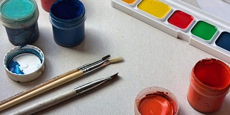 Watercolour Painting Junior (Broadmeadows) tickets