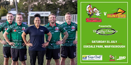 Wynnum Manly Seagulls v PNG Hunters - Round  15 Intrust Super Cup 2021 tickets