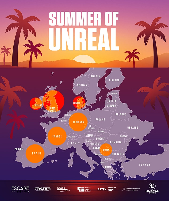 Image pour Summer of UNREAL