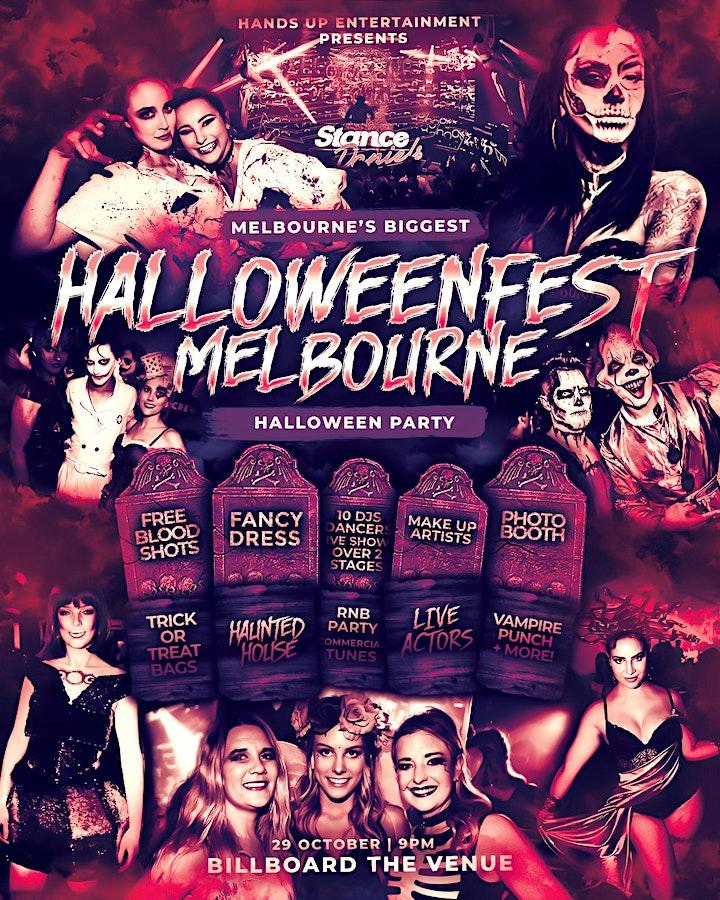 Halloweenfest Melbourne 2021 image