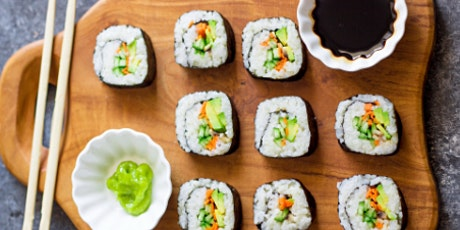 In-person: Hand-Rolled Sushi (Dallas) tickets