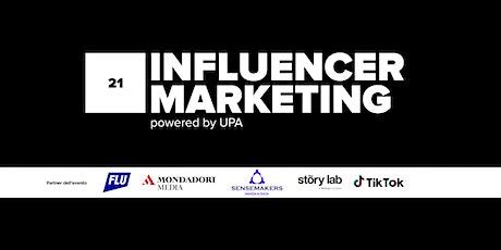 Influencer Marketing 2021 Tickets