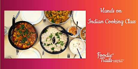 Spice Factory- Indian Cooking Class tickets