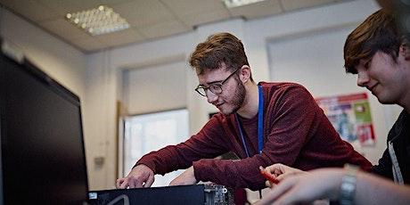Enrolment - Bede Campus - Creative Arts, Computing & Digital and Business tickets