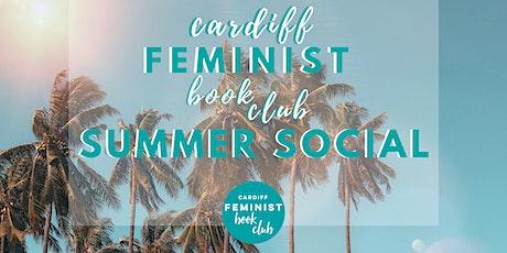 Cardiff Feminist Book Club Summer Social tickets