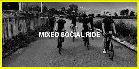 En Route Cycling Cafe | Mixed Social Ride tickets