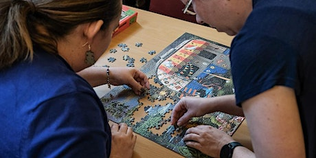 VIC State Jigsaw Puzzle Competition tickets