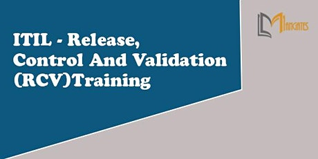ITIL® - Release, Control And Validation Virtual Training in New Jersey, NJ tickets
