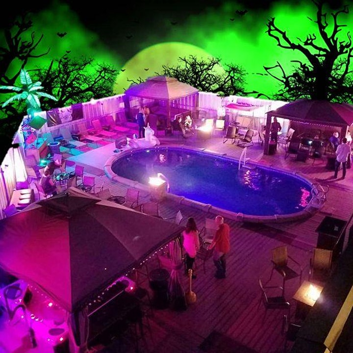 Halloween Party at The SPOTT! image