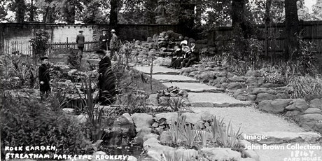 Changing Attitudes to Open Space: Rediscovering Streatham's Stream Garden tickets