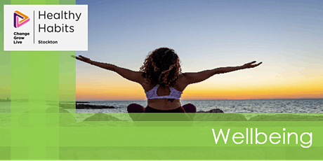 Stockton CGL Healthy Habits - Wellbeing tickets