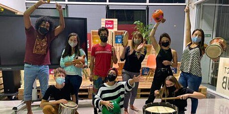 Percusión afro indígena al aire libre tickets
