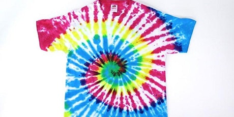 Heatham House Summer Programme 2021: Tie-dye T-Shirt Making (ages 9-16) tickets