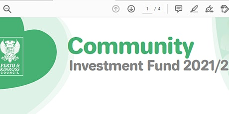 PKC Community Investment Fund (CIF) Information Session tickets