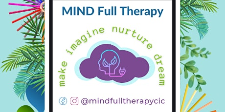MIND Full - Get Creative for healthy minds - Ayr tickets