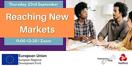 Enterprise Hub & Business Builder: Reaching New Markets tickets