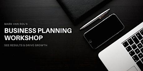 Growth Club: Business Planning Workshop tickets