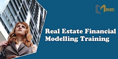 Real Estate Financial Modelling 4 Days Virtual Training in Fairfax, VA tickets