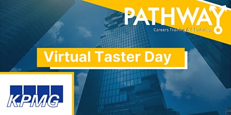 KPMG Virtual Taster Day tickets