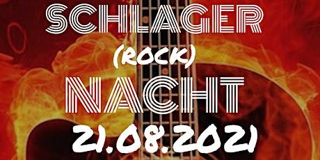 Schlager(rock)nacht Tickets