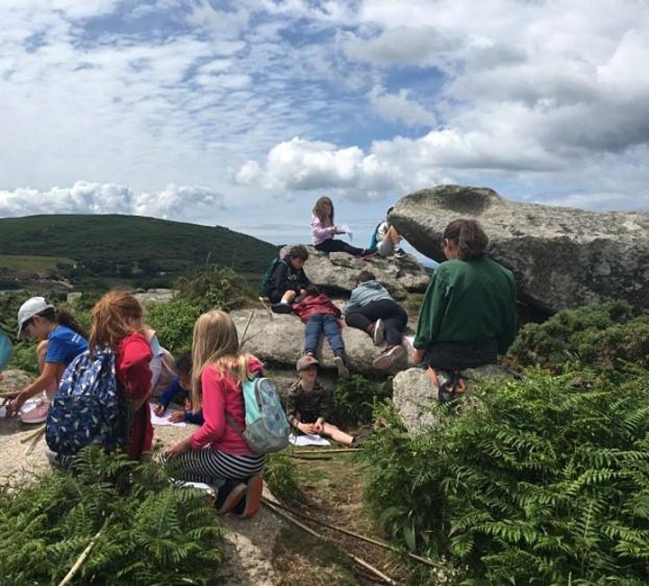 St Ives Orchard Wild Explorers  (for 7-11yrs) image
