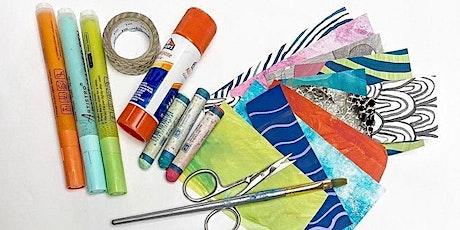 Creativity Jumpstart: De-Stress with Art tickets