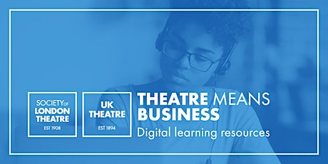 Remote working and the theatre workforce tickets