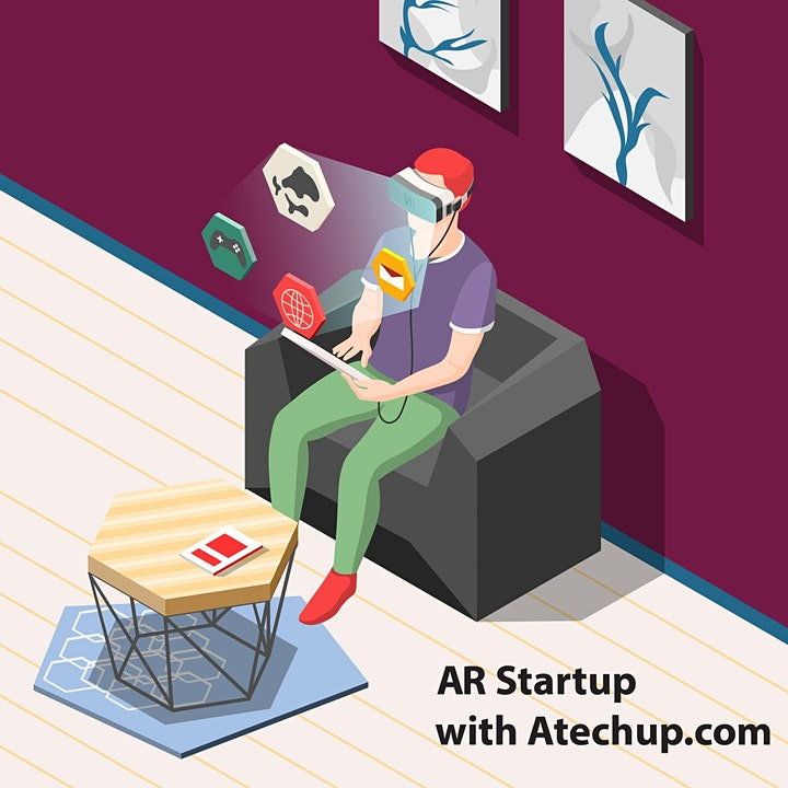 Atechup © Augmented Reality Entrepreneurship ™ Certification Edmonton image