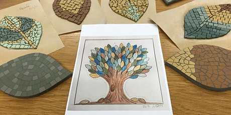Make a Mosaic Leaf with Ruth Ames-White at Wells Community Day tickets