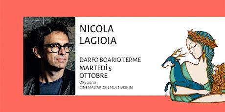 Nicola Lagioia - La verità del male nella città dei vivi biglietti