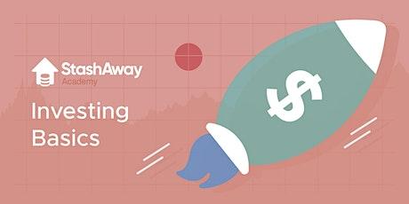 Live Webinar: Investing Basics tickets