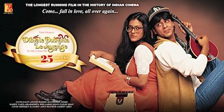 Bollywood film screening: Dilwale Dulhania Le Jayenge tickets