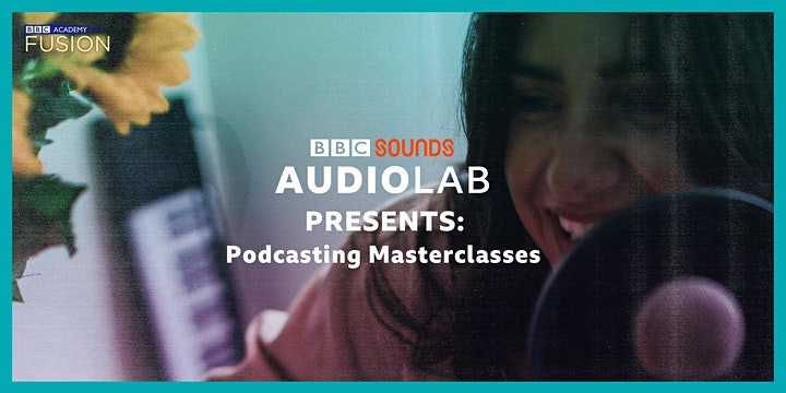 BBC Sounds Audio Lab Presents: Tech-ing your Podcasts Remotely image