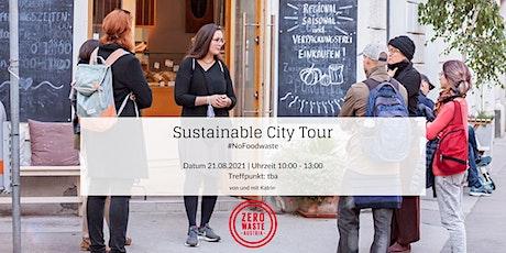 Sustainable City Tour in Wien | Grätzltour | #NoFoodWaste Tickets