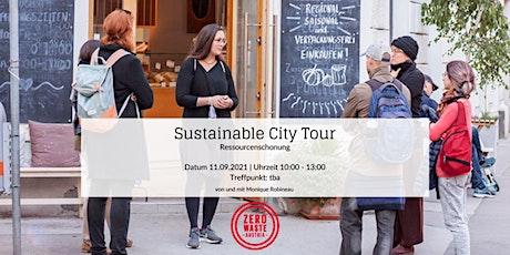 Sustainable City Tour in Wien | Grätzltour | #Ressourcenschonung Tickets