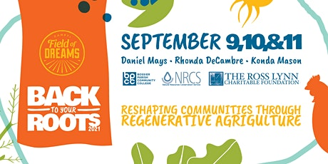 BTYR 2021: Reshaping Communities Through Regenerative Agriculture tickets