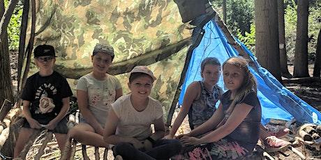Wild families: Woodland pirates at Bradfield Woods tickets