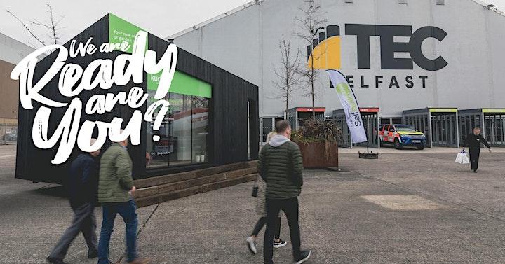 Selfbuild Live, Belfast 2021 image
